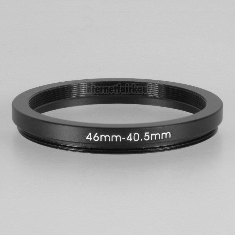 46-40.5mm Adapterring Filteradapter