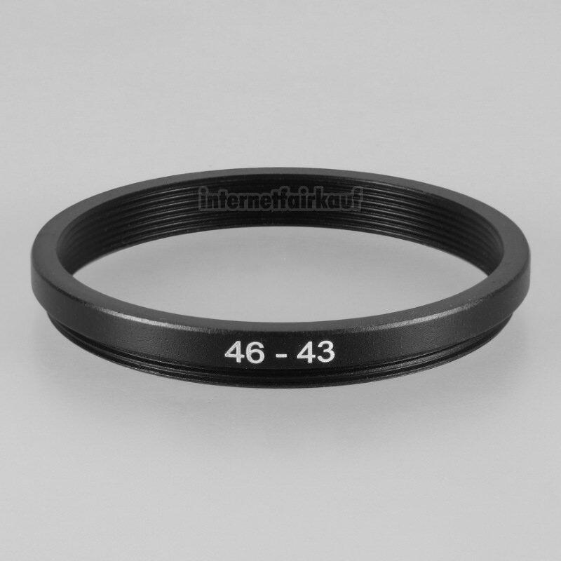 46-43mm Adapterring Filteradapter