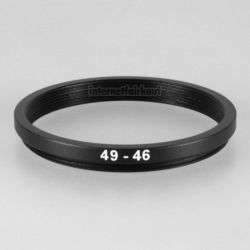 49-46mm Adapterring Filteradapter