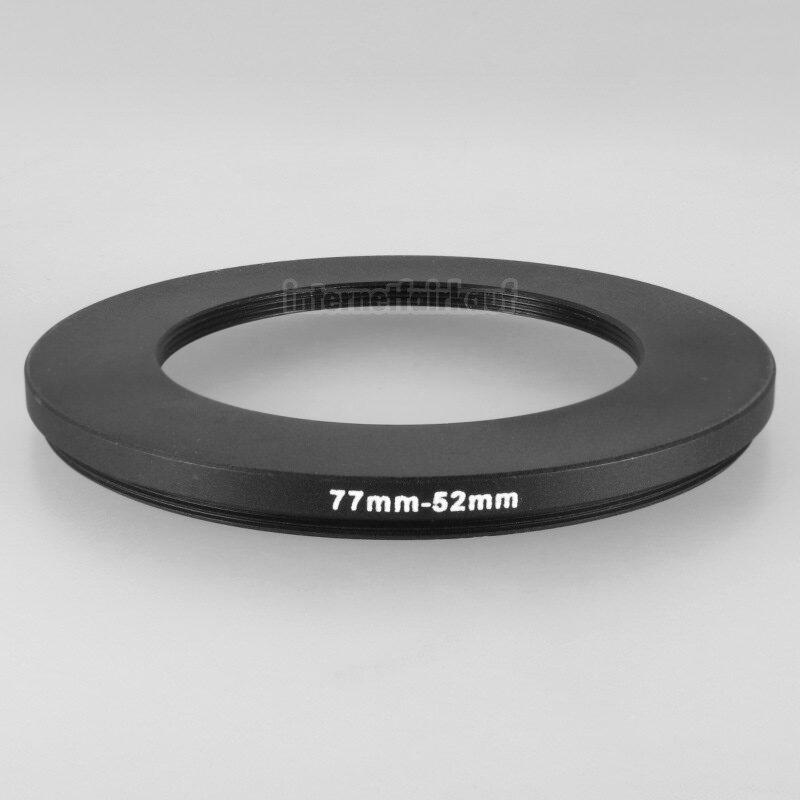 77-52mm Adapterring Filteradapter