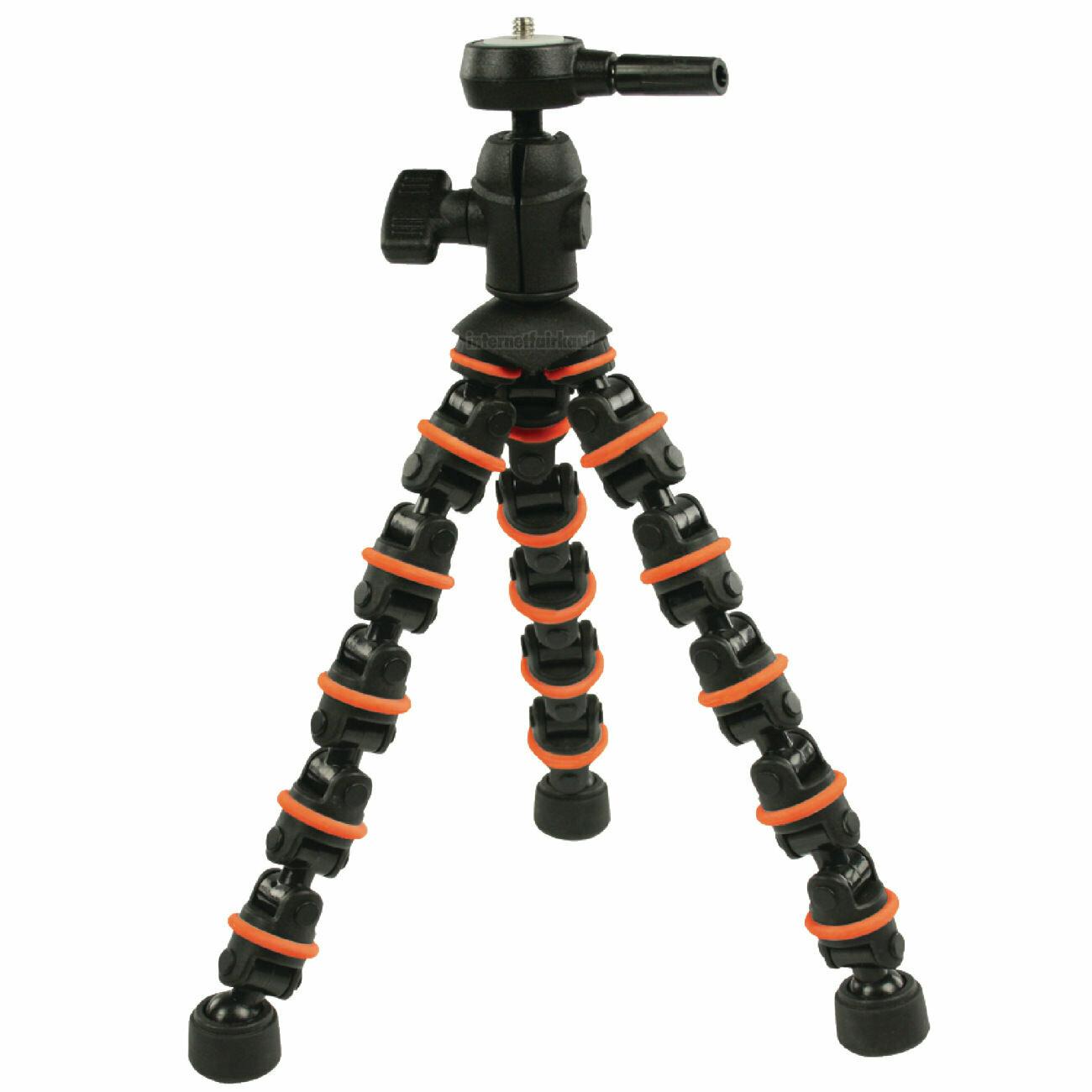 Camlink CL-TP140 flexibles 3-Bein Mini-Stativ