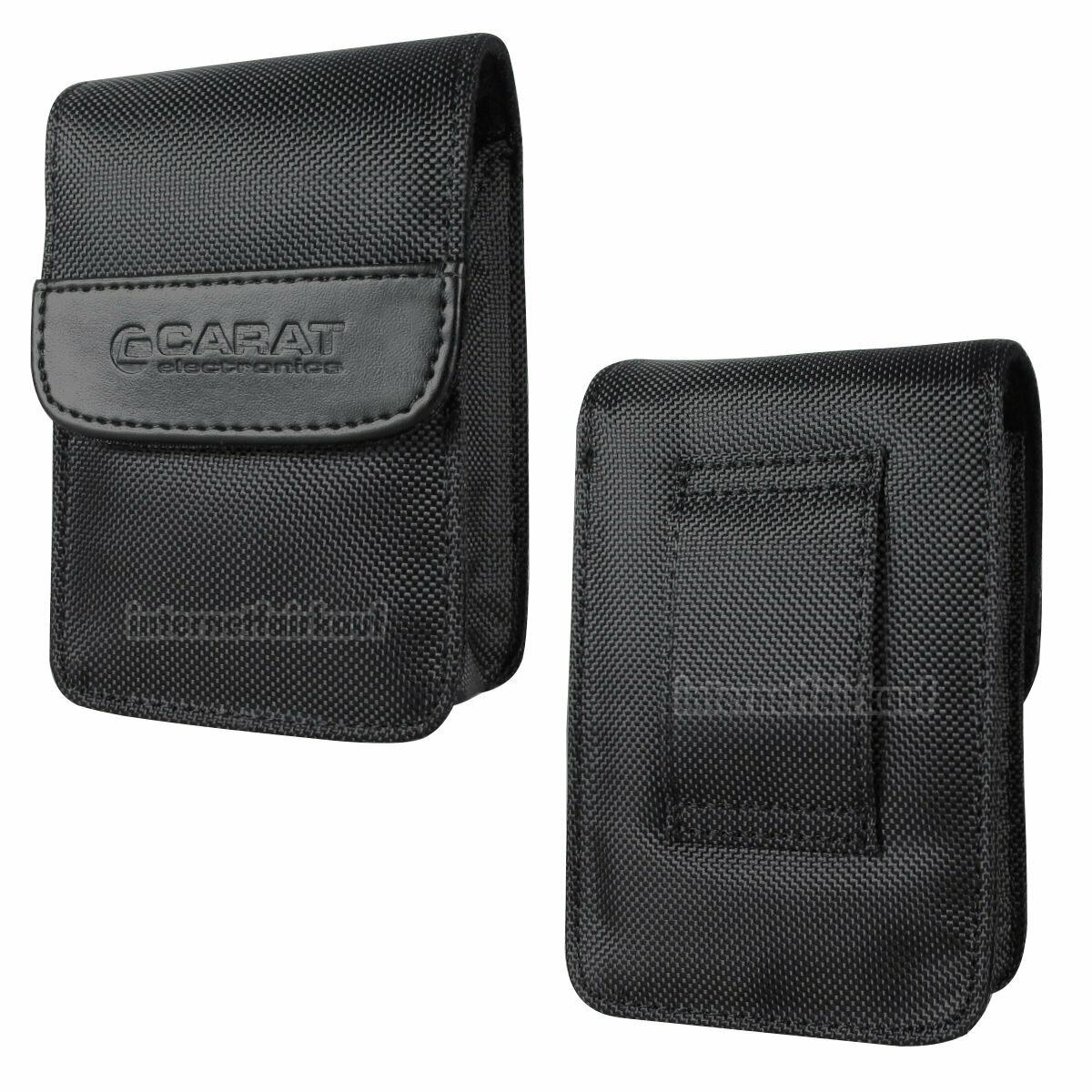Gürteltasche passend für Sony DSC-RX100 I II - Etui Kamera-Tasche