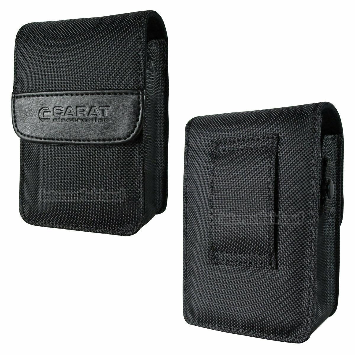 Gürteltasche passend für Sony DSC-RX100 III IV V VI VII - Etui