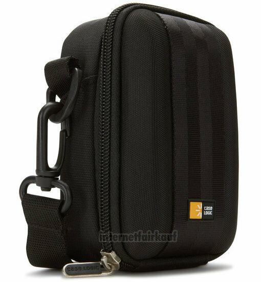 Fototasche Kameratasche passend für Sony Cyber-shot DSC-WX500