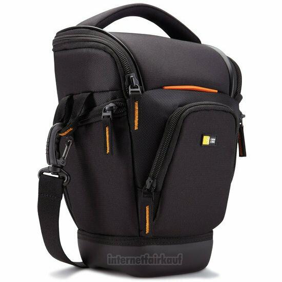 Kameratasche passend für Nikon D5600 und 18-140mm / 18-105mm Objektiv