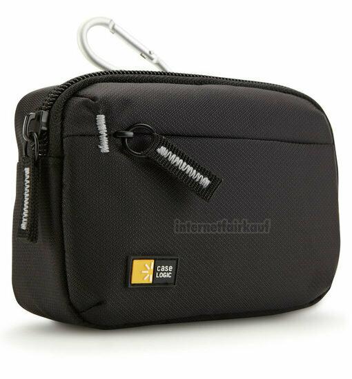 Gürteltasche Kameratasche passend für Ricoh WG-60 WG-70