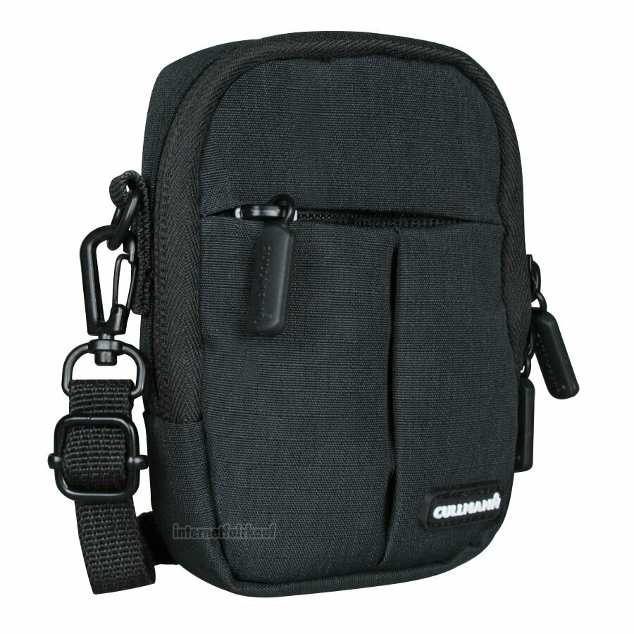 Kameratasche Schultertasche schwarz passend für Canon SX610 HS