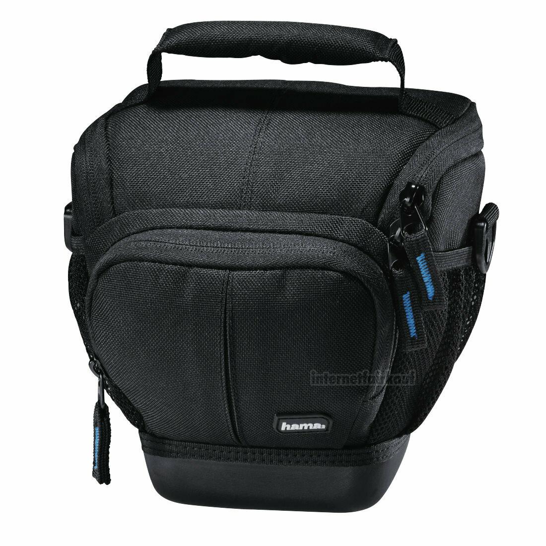 Kameratasche Fototasche passend für Nikon D3500 D5600 und 18-55mm Objektiv