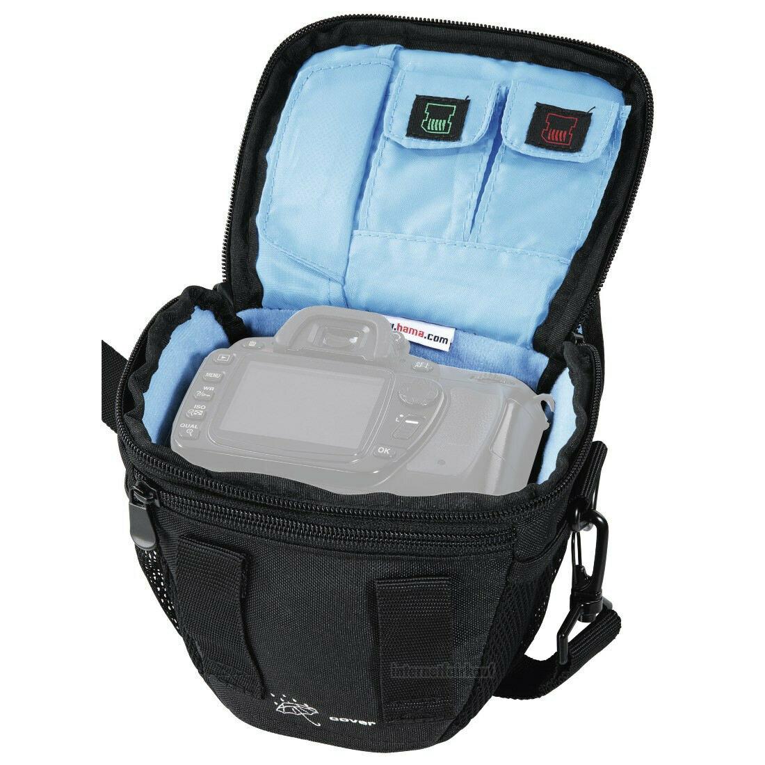 Fototasche Kameratasche von Hama passend für Panasonic Lumix FZ45 FZ48