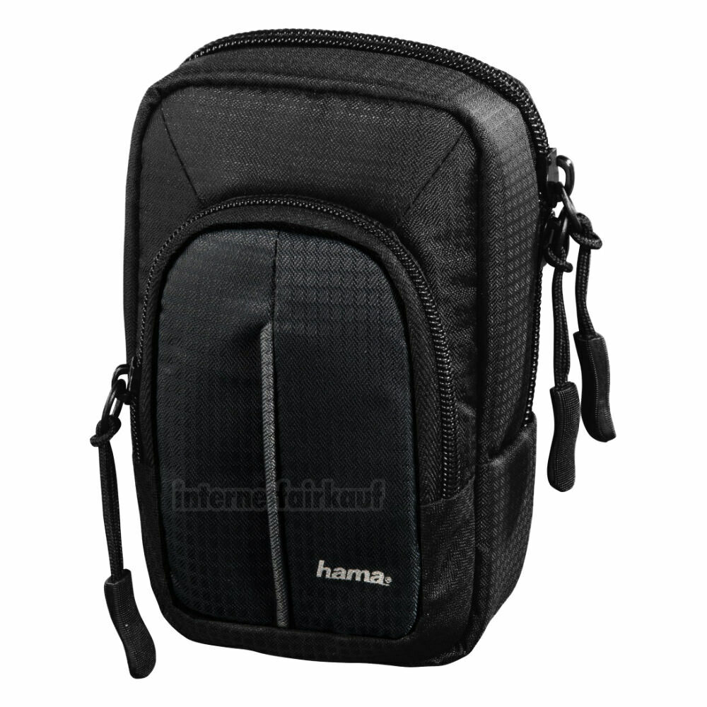 Kameratasche passend für Nikon Coolpix L21 L22 L23 - Fototasche