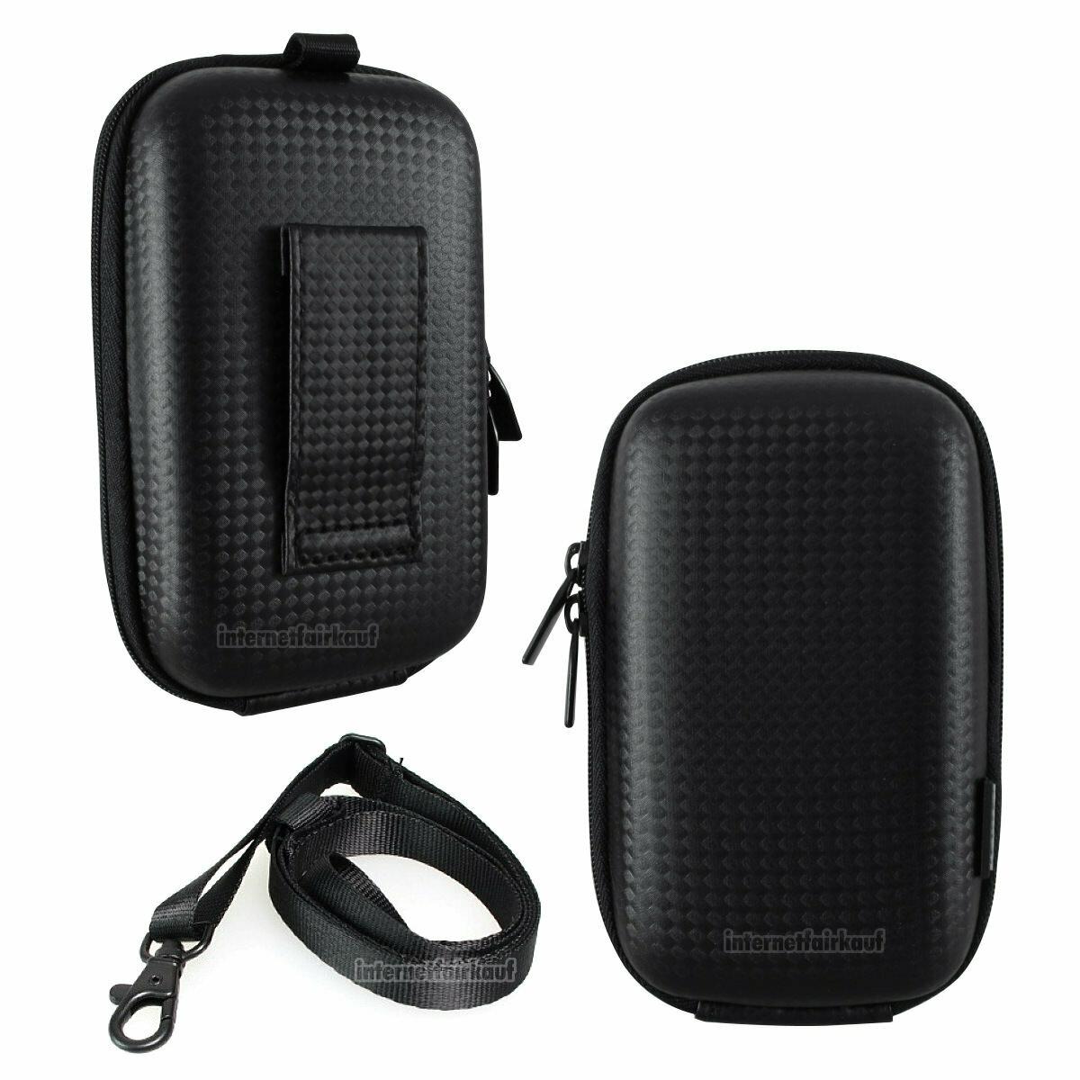 Hama Hardcase Fototasche passend für Nikon Coolpix S9600 S9700