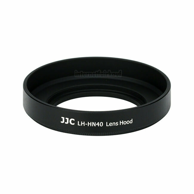 JJC LH-HN40 Sonnenblende Gegenlichtblende