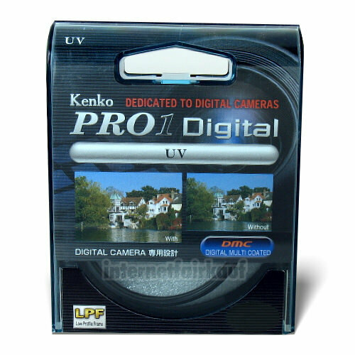 Kenko Pro1D UV Filter 58mm