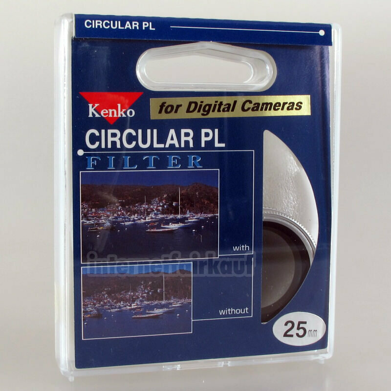 Kenko Polfilter circular 25mm