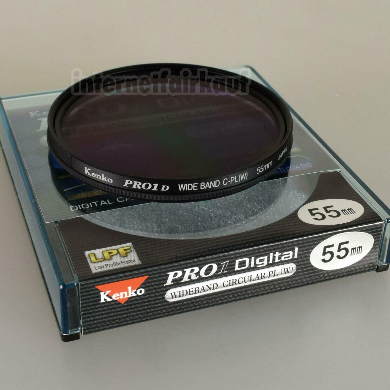 Kenko Pro1D Polfilter circular 55mm
