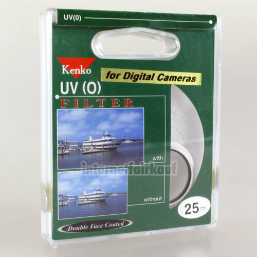Kenko UV Filter 25mm
