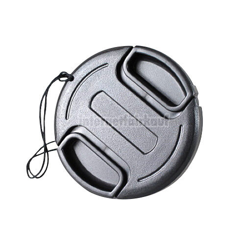 Objektivdeckel Filterdeckel passend für Sigma 18-250 mm 3.5-6.3 DC Macro OS HSM