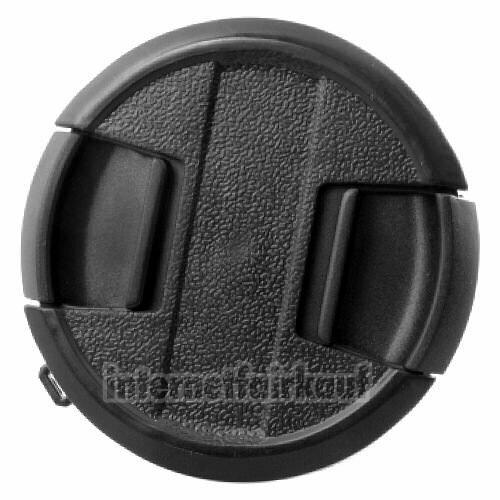 Lens Cap - Objektivdeckel 58mm mit Inneneingriff