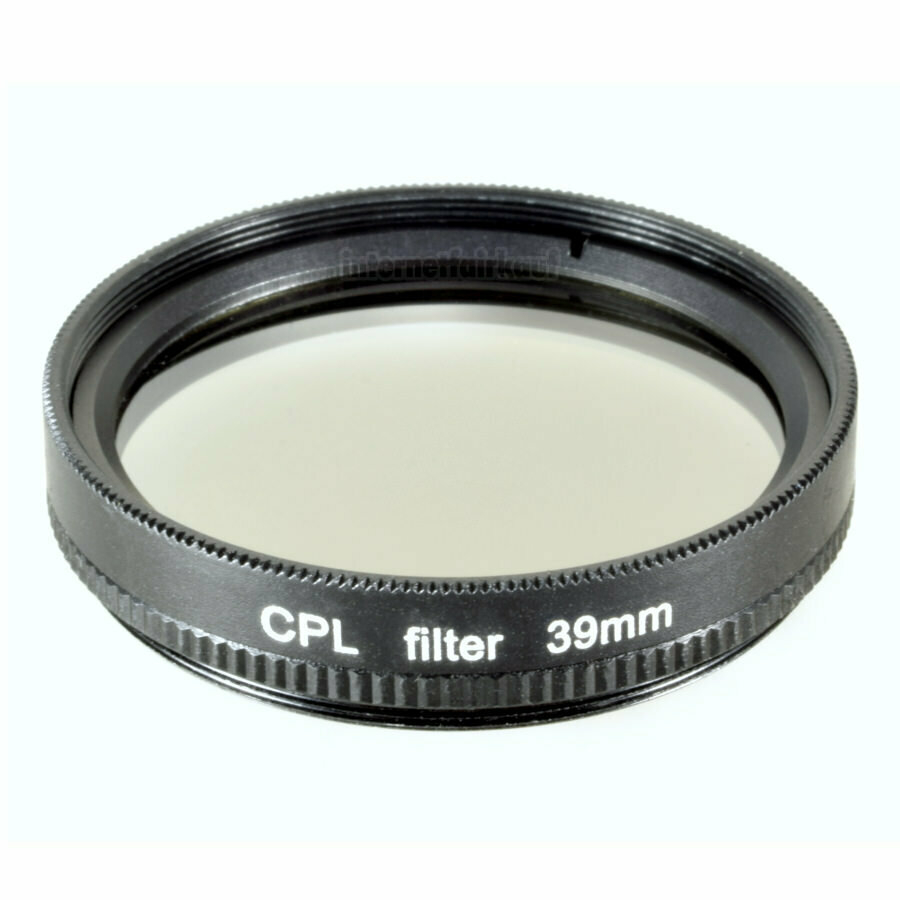 Polfilter circular 39mm CPL