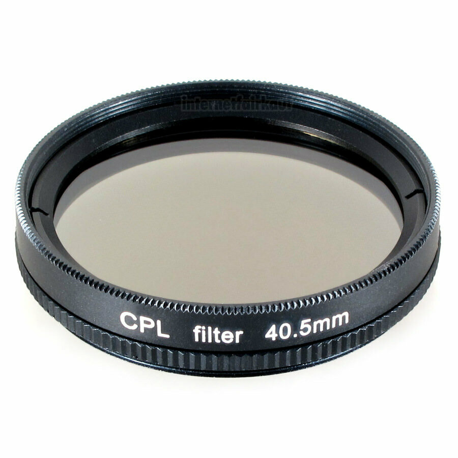Polfilter circular passend für Nikon Coolpix P7800 P7700