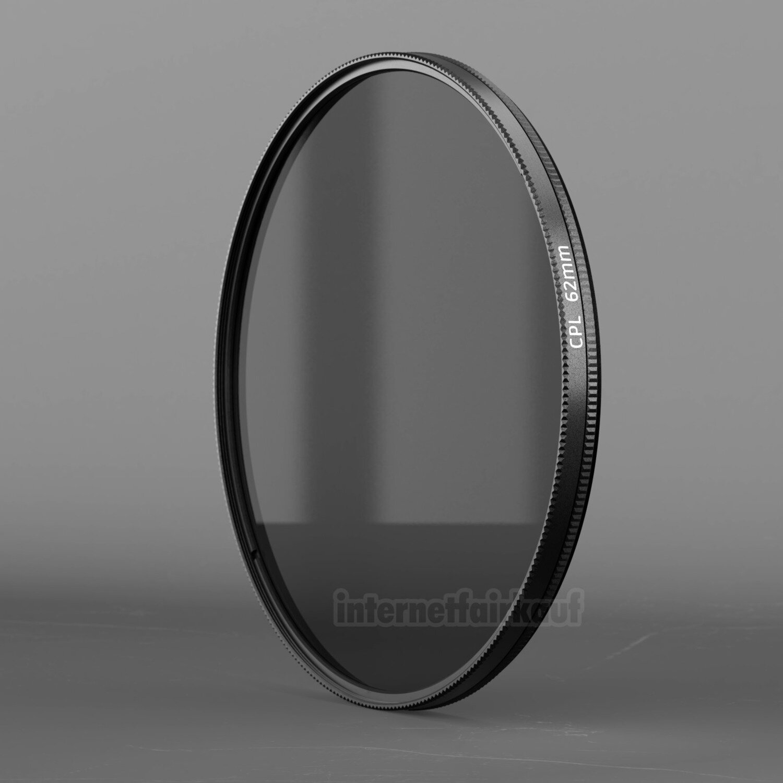 Polfilter circular 62mm CPL
