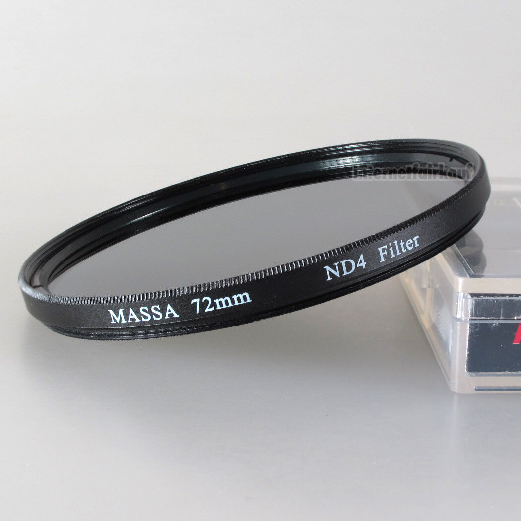 Graufilter ND4 72mm