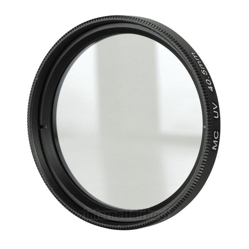 UV Filter Schutzfilter passend für Sony Alpha A6100 A6400 A6600 und 16-50mm Objektiv