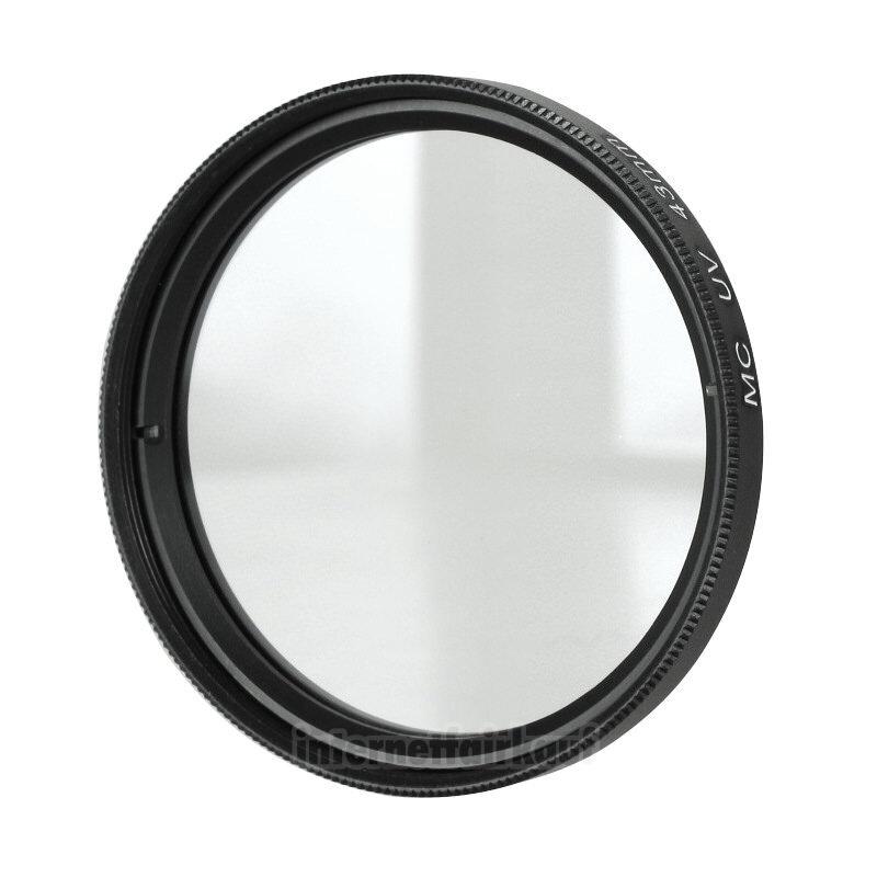 UV-Filter MC Schutzfilter passend für Canon Legria HF R806 HF R88