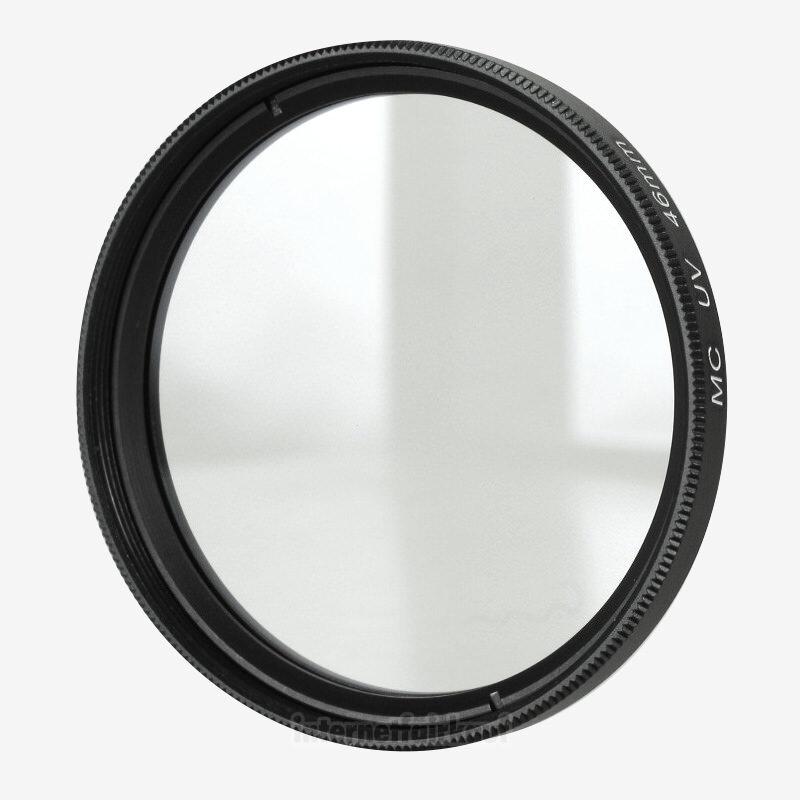 UV Filter Schutzfilter passend für NIKON Z50 mit 16-50mm Objektiv