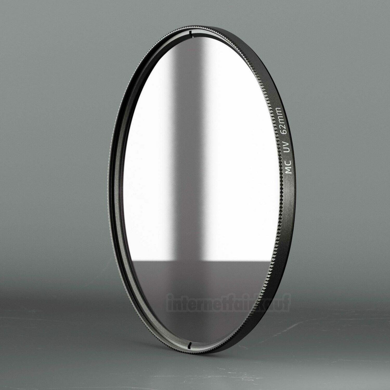 UV Schutz-Filter mehrschicht vergütet passend für Fuji / Fujifilm X-S1