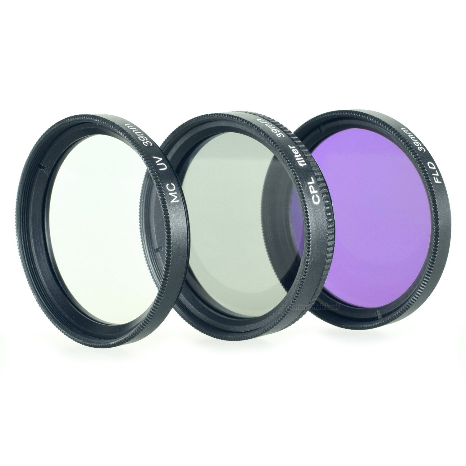 UV + Pol + FD Filter 39mm