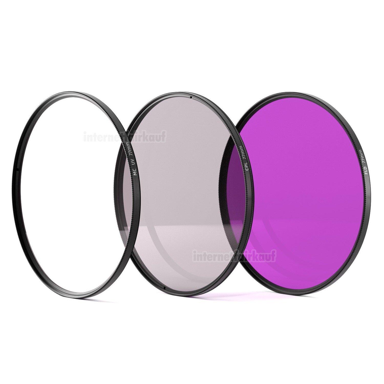 UV + Pol + FD Filter 77mm