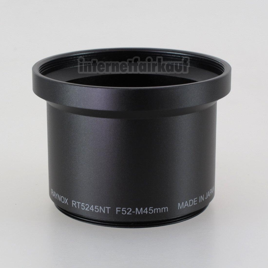 Raynox RT5245NT Adapter Tubus für Nikon Coolpix 5400