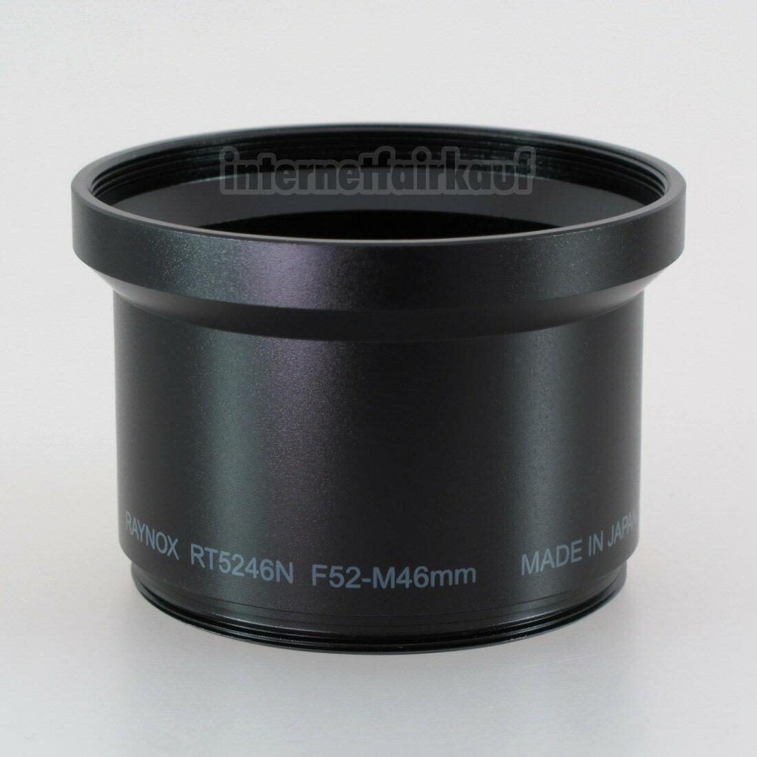 Raynox RT5246N Adapter Tubus für Nikon Coolpix 5000