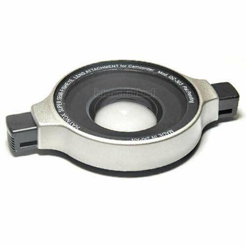 Raynox QC-303 Semi-Fisheye Vorsatz 0,3-fach