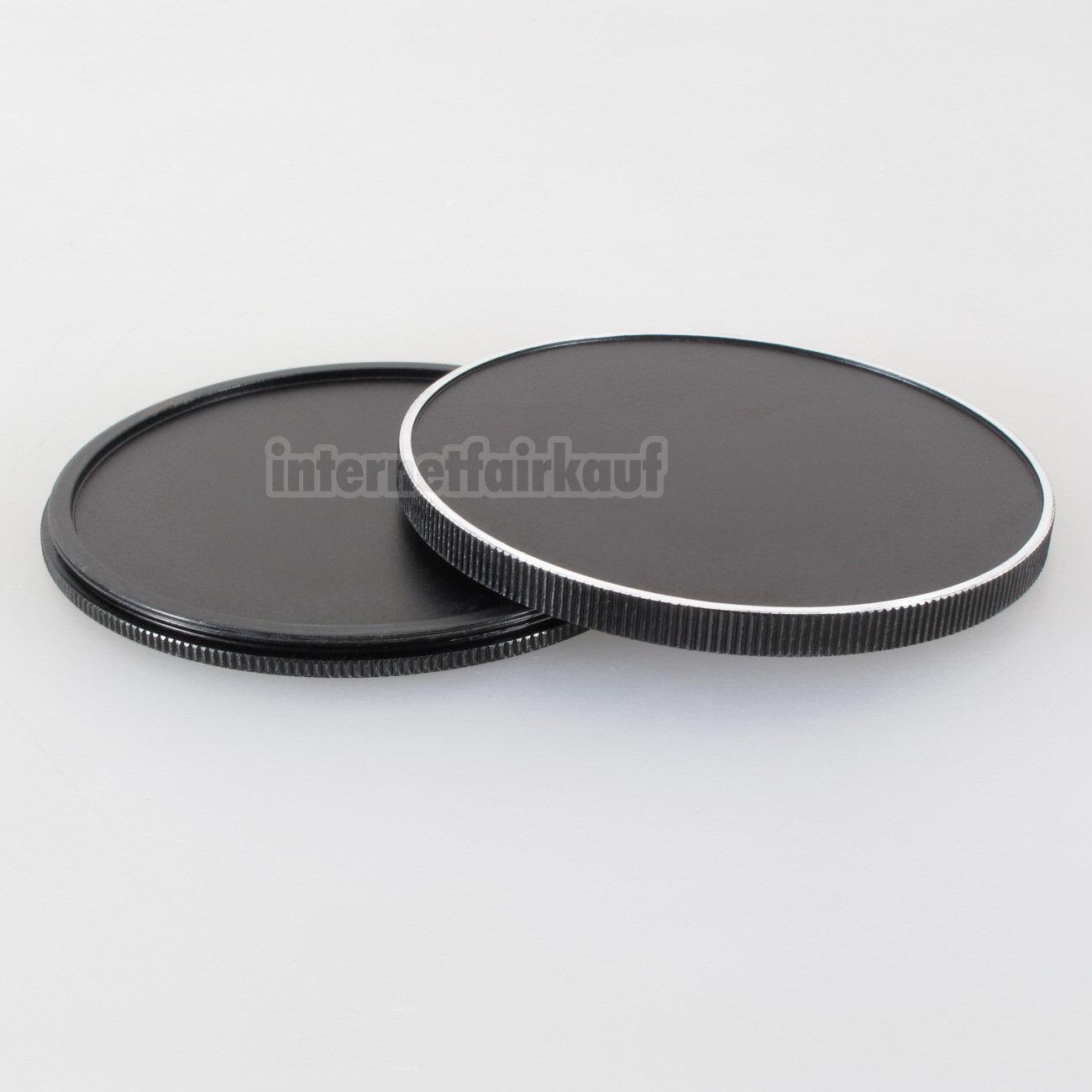 46mm Stack Caps Filterkappen Filter Container