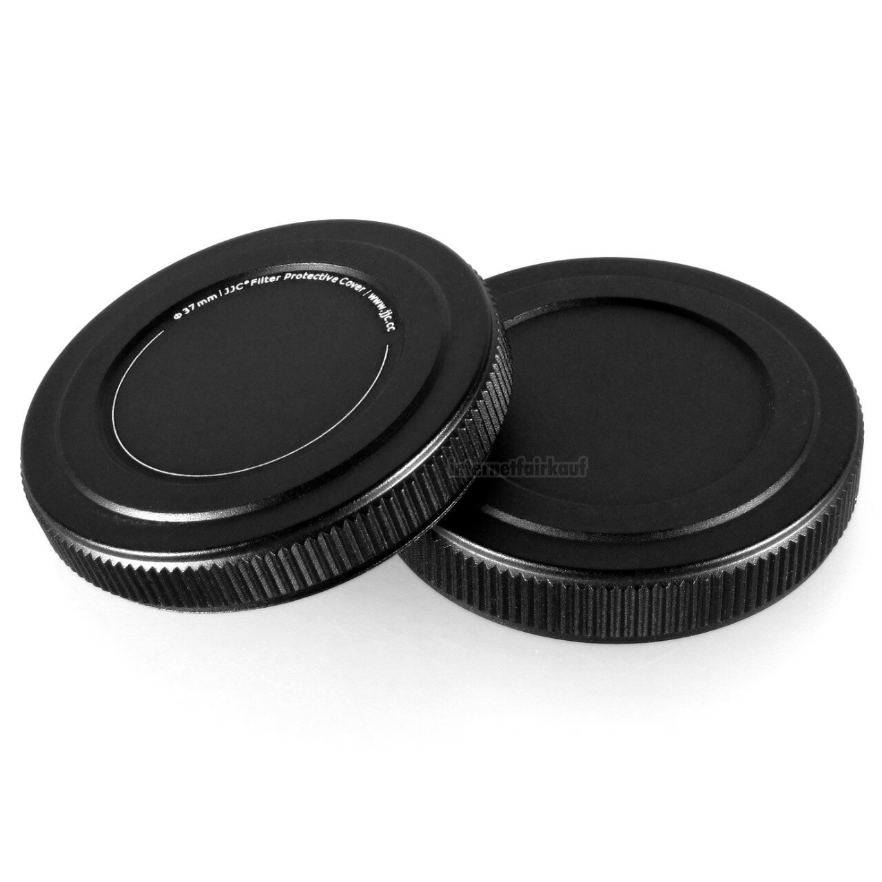 37mm Stack Caps Filterkappen Filter Container - JJC SC-37II