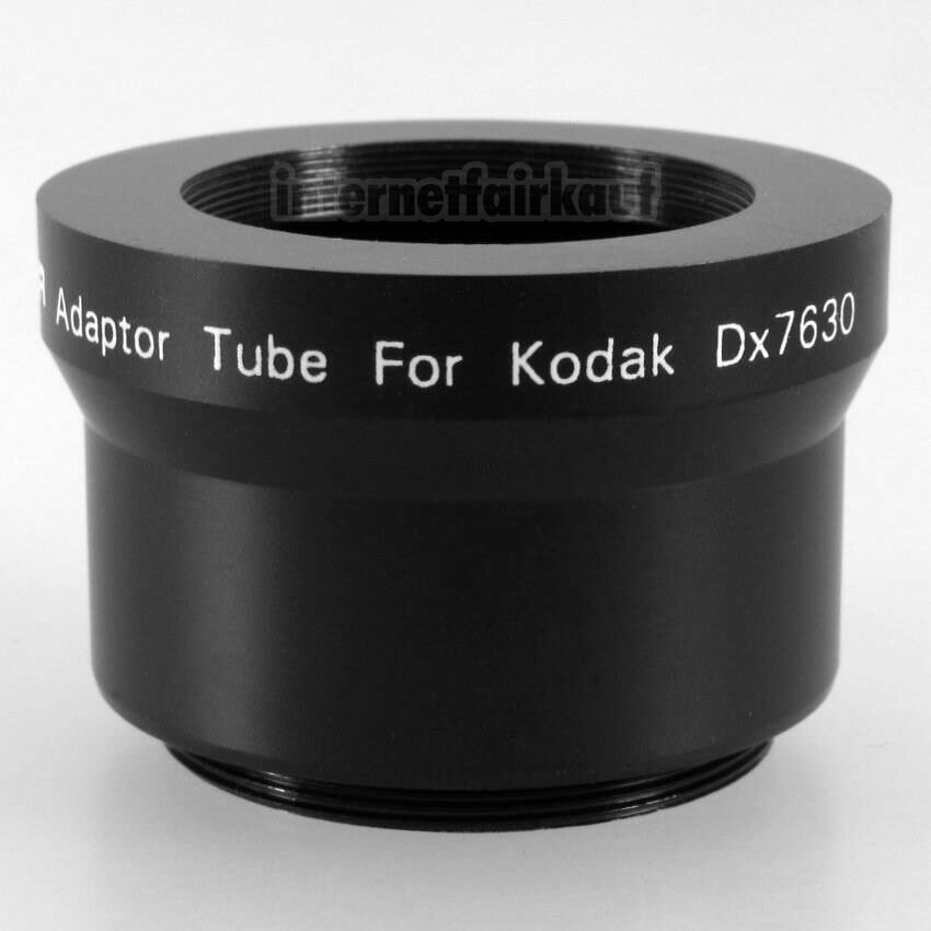 Adapter Tubus für Kodak DX7630 Z760, 30.5mm