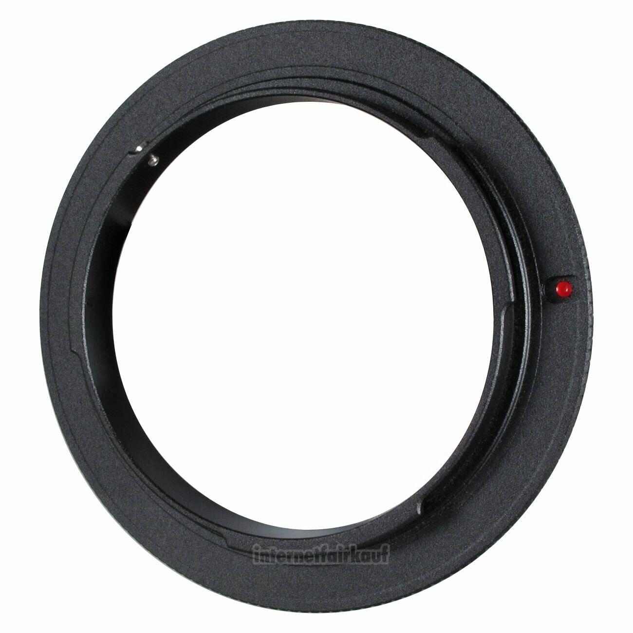 Umkehrring 55mm für Sony Alpha A-Mount