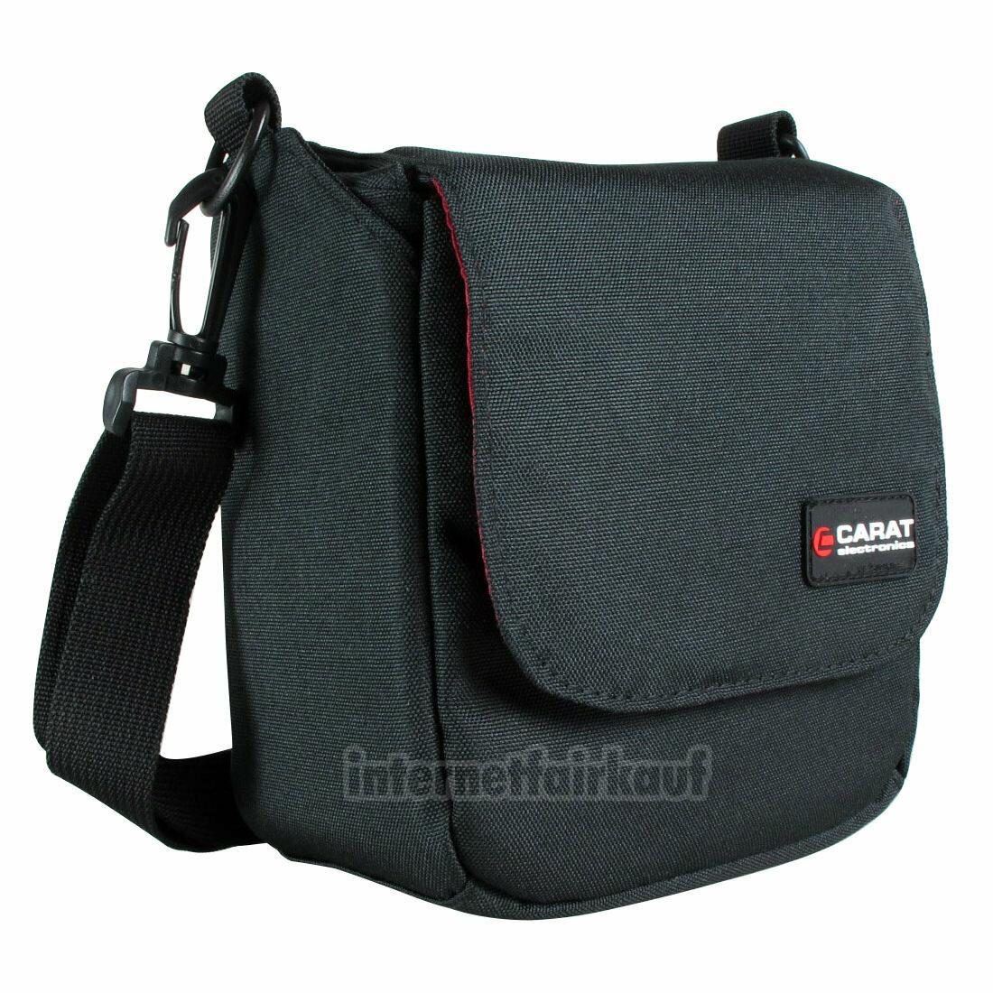 Fototasche passend für Sony Alpha A5000 A5100 A6000 - Schultertasche