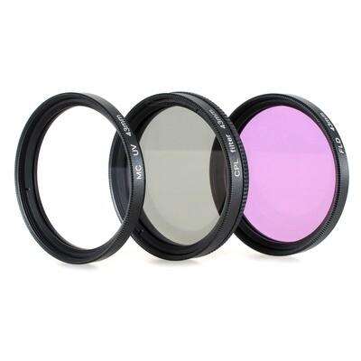 UV + Pol + FD Filter 43mm