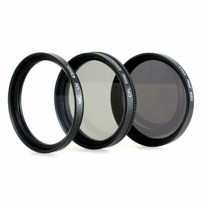UV + Pol + ND8 Filter 43mm