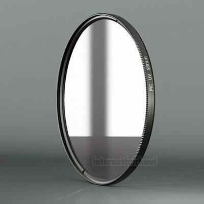 MC UV Filter 58mm