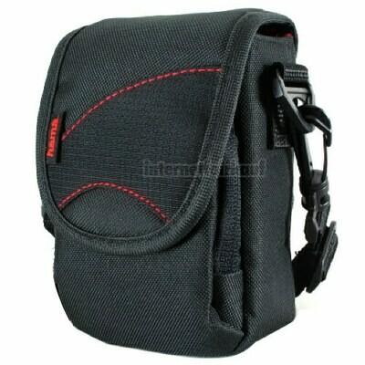Foto-Tasche Kamera-Tasche passend für Panasonic Lumix DMC-LX7 LX5 - Gürteltasche