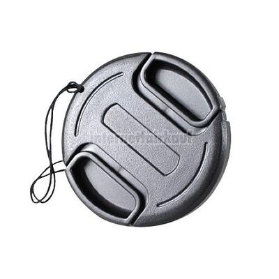 Objektivdeckel Filterdeckel passend für Nikon D5200 und 18-105mm Obj.
