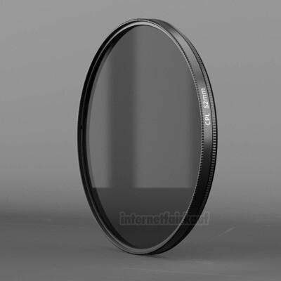 Polfilter circular 52mm CPL