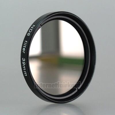 Graufilter ND8 39mm