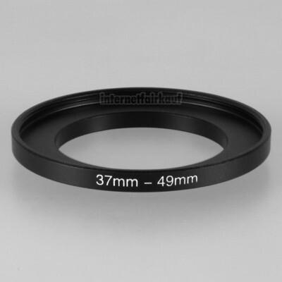 37-49mm Adapterring Filteradapter
