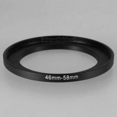46-58mm Adapterring Filteradapter