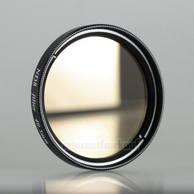 Graufilter ND8 40.5mm